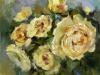 Olieverf-Engelse-roos-David-Austin te koop