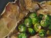 olieverf-spruitjes-joke-klootwijk, 14 x 14 cm te koop