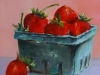 olieverf-zomerfruit-joke-klootwijk te koop, maat 14 x 14 cm