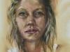 Olieverf-portret-studie-Elaine te koop