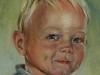 olieverf kinderportret jelmer
