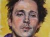 Olieverf study-copy naar een schilderij van Robert Liberace