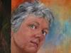 Olieverf zelfportret_0 Joke Klootwijk