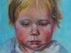 Olieverf schilderij joris-11-maanden