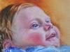 Olieverf schilderij joris-12-weken