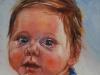 Olieverf schilderij joris-4-5-maand
