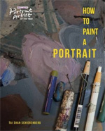 boek How to paint a Portrait