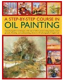 Oil painting Step-by-step book om 11.01.59