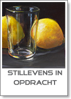 Stilevens in opdracht in olieverf