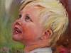 Portret van Joris 14 maanden