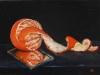 Olieverf opdracht mandarijn