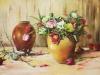 stilleven-met-kerstroos-en-tulpen