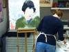 atelier-joke-klootwijk workshop groot schilderen