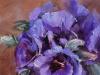 olieverf lisianthus (Verkocht)