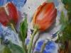 olieverf-tulpen (Verkocht)