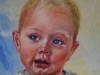 Olieverf portret-jelmer