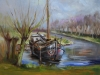Olieverf haven-nieuweland-2013_0 (Verkocht)