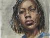 Olieverf-studie-portret-Paola te koop