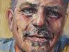 kleine-portret-studie nr. 1. maat 18x13-cm te koop.