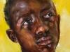 oilportrait of a boy maat 25x20 cm te koop