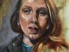portret-studie-Ekako in Olieverf