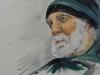 zeeman - portret in olieverf