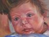 Olieverf schilderij joris-8-weken
