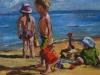 olieverf spelen-op-het-strand-2